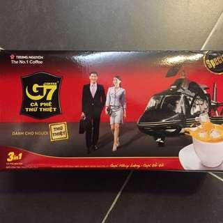 越南g7咖啡