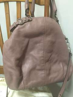 Coach Dirty Pink Bag