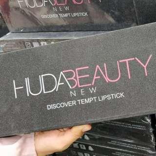 💋Huda Beauty Lipstick 12pc