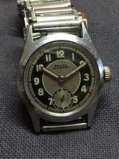 40s ROYCE 小三針手錶古董錶