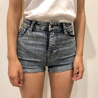 Denim Shorts Stretchy