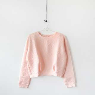 Uniqlo Embossed Sweater