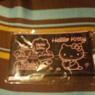 10蚊貨品 hello kitty 袋  多用途袋