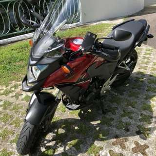 HONDA CB400X EXCELLENT CONDITION