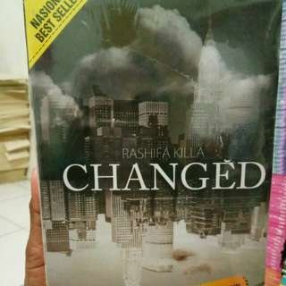Novel  Changed