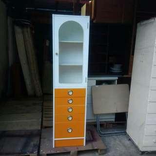 Slim Display Cabinet ⛩️⛩️⛩️