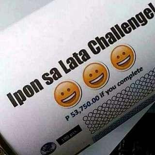Alkansya ipon challenge!