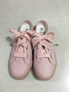 Brand New Baby Pink Shoes