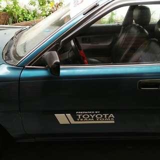 Toyota small body