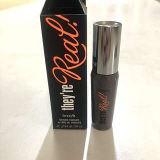 AUTHENTIC Benefit They're Real Mascara