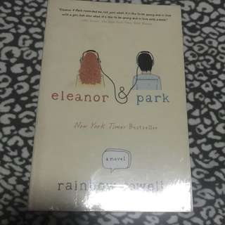 Elenor & Park by Rainbow Rowell