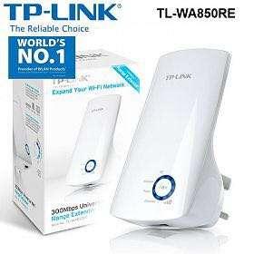 TP-Link TL WA850RE Wifi Extender 無線網絡增強器