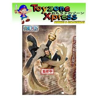 Banpresto - One Piece Abiliators - Crocodile