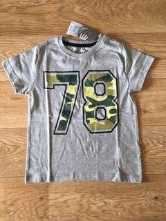 [preorder] Primark (1.5-8yrs) boys tshirt