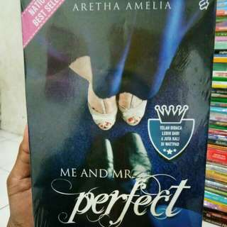 Novel  Me And Mr Perfect