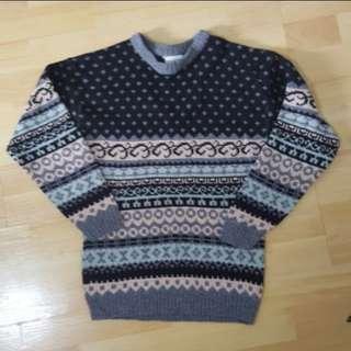 Iceland 100% Lamb wool Sweater