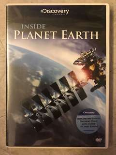 Inside Planet Earth - DVD