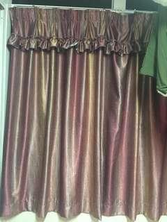 窗簾每副50元好新