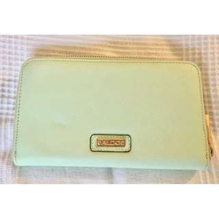 Aldo purse mint green