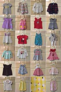 Baby Girl / toddlers clothes