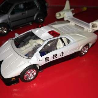 Takara Transformers 變型金剛Car Robot C03 汽車三兄弟