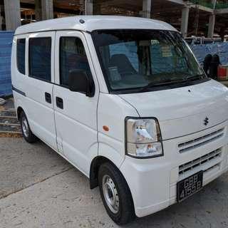 Suzuki Every 660 Auto GA Petrol