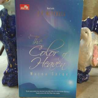 Novel - The Colours of Heaven / Warna Surga