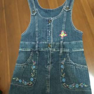 Overall jeans kids