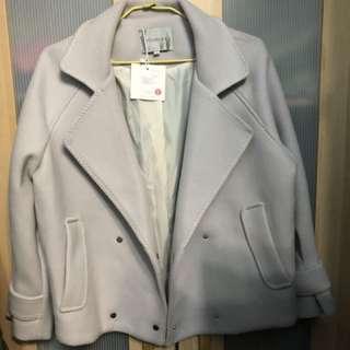 🚚 短版毛料外套