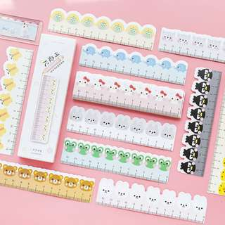 Candy Poetry Paper Bookmark Set