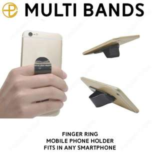 Multi Band Mobile Phone Holder and Stand