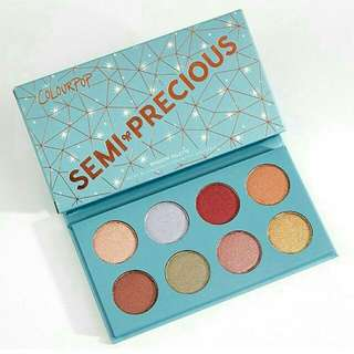 READY STOCK COLOURPOP Semi-Precious . Rm85 /exclude postage Add postage rm8sm/rm10ss . sms/whatsapp 0102684600