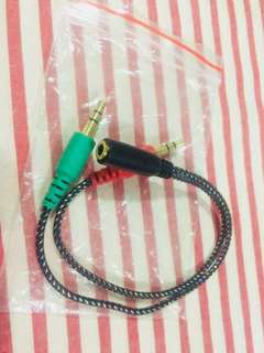 Splitter for Microphone