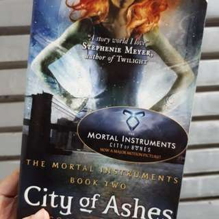 CITY OF ASHES English