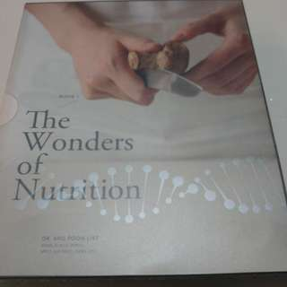 New The Wonders of Nutrition and Roadmaps to Recovery by Dr Ang Poon Liat Thomson Medical