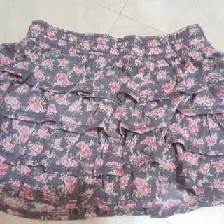 Floral Skirt (People are People)