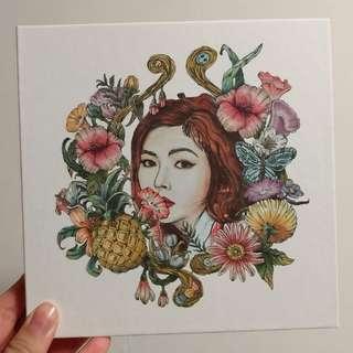 泫雅 <A'wesome> Album