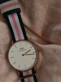Dw 手錶連手鐲