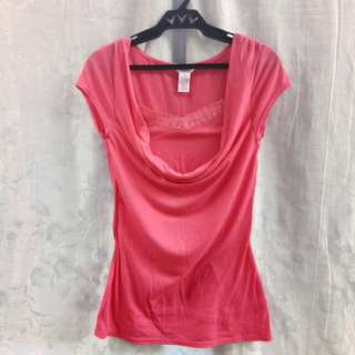 Candie's bodycon blouse