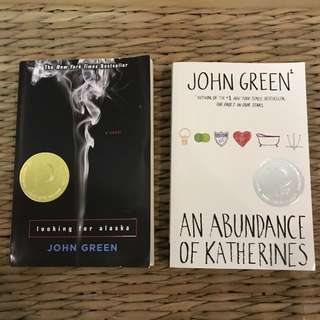 John Green Book Set