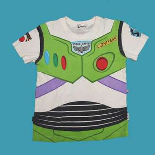 Buzz Lightyear costume shirt