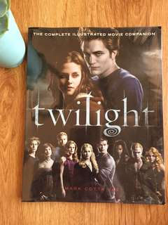 Twilight Complete Movie Companion