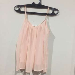 Forever21 Light Pink Camisole