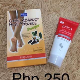 Foot Treatment Bundle