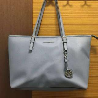 Authentic Michael Kors Bag - Blue