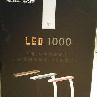 [正貨] [全新] 3M LED博士燈 黑色