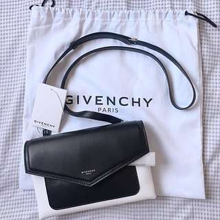 ❤️givenchy duetto bag 袋 黑白色