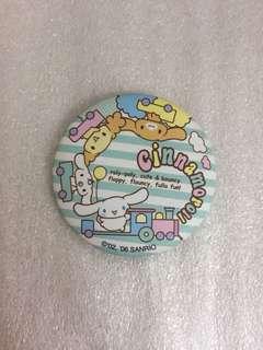 Sanrio Cinnamoroll 玉桂狗 徽章