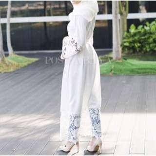 White Abaya Dubai
