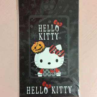 Limited Edition brand new Hello Kitty Pumpkin Design ezlink Card With Nice Folder For $11.90.